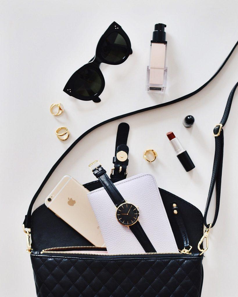 le cose da mettere in borsa