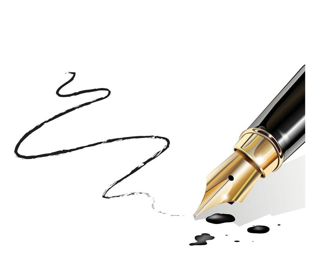 segno di penna